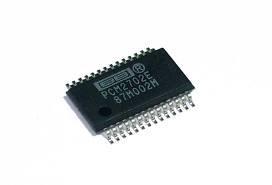 PCM2702E (TI, SSOP28)